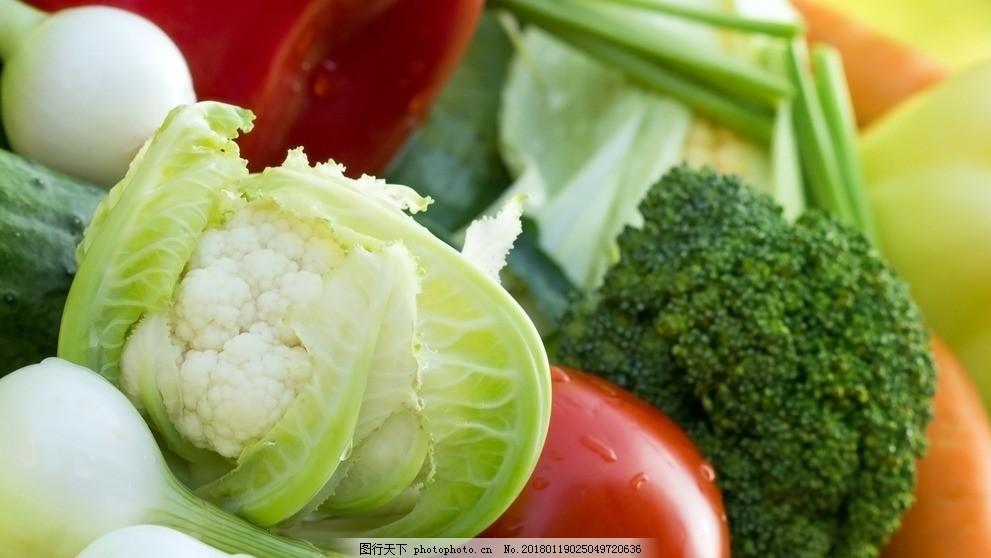 蔬菜 食物 食品 新鲜 美味 美食 素食 摄影 图片素材 蔬菜水果