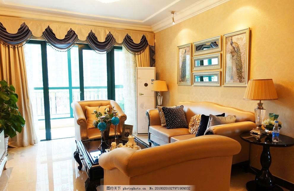室内样板间 客厅 卧室 主卧 室内样板房 豪华装修 高档装修 幼儿园 广