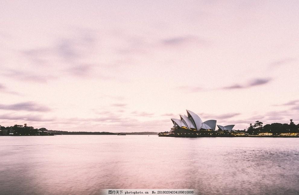 悉尼 歌剧院 悉尼歌剧院 唯美背景 唯美桌面 风景摄影 著名景点 桌面